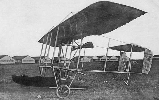 Farman hydroaéroplane