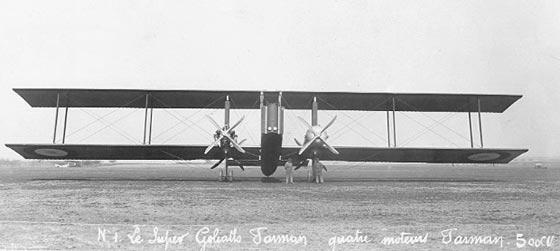 Farman F-140 'Super Goliath'