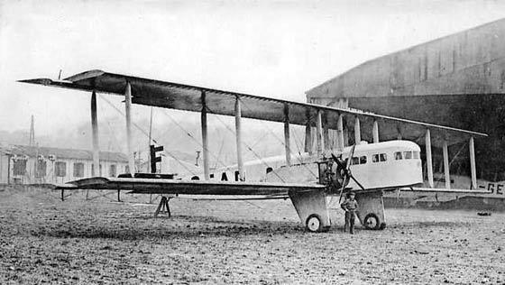 Farman F-60 'Goliath'