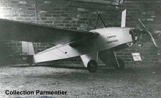 Farman F-450 'Moustique'