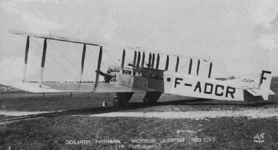 Farman F-63 ter 'Goliath'