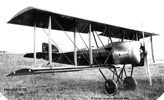 Hanriot HD-32