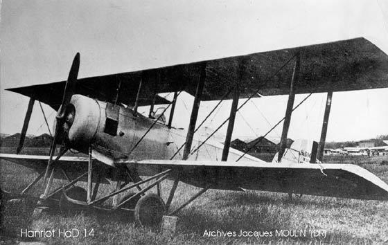 Hanriot HD-14