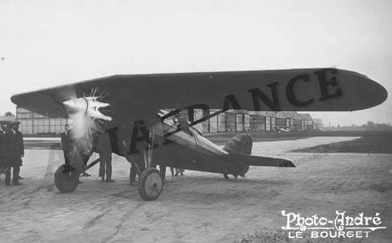 Morane-Saulnier MS-130 Coupe Michelin