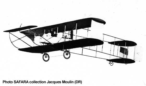 Maurice Farman Coupe Michelin